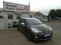 2014 64 CITROEN DS3 1.6 E-HDI DSTYLE PLUS DIESEL - 18992 - MILES FREE ROAD TAX