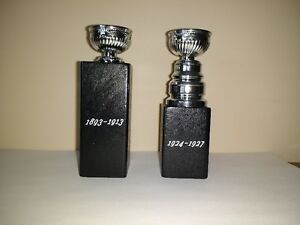 MOLSON CANADIAN STANLEY CUPS