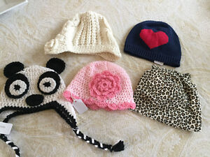 $5.00 Each 6 to 12 month Fall/Winter hats Kitchener / Waterloo Kitchener Area image 1
