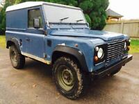 1997 Land Rover Defender 90 300Tdi, Only 119,000 miles. 1 Owner