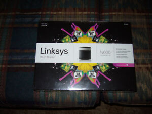 Brand New Linksys Wi-Fi Router