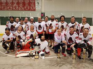 TML Ball Hockey Team Whitby players needed summer