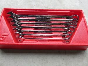 Snap On SAE and Metric wrench sets