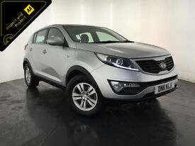 2011 KIA SPORTAGE 1 ESTATE SERVICE HISTORY FINANCE PART EXCHANGE WELCOME