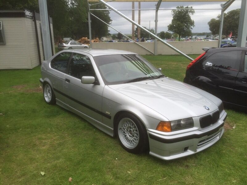 bmw e36 316i compact with 2 8 conversion drift car in. Black Bedroom Furniture Sets. Home Design Ideas