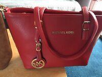 Michael kors and prada hand bags for sale brand new