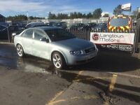 Audi A4 tdi mot October 2017 service history comes with warranty