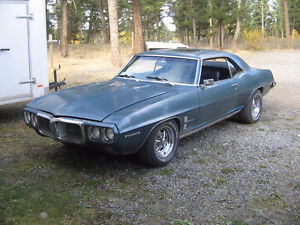 1969 Firebird for sale