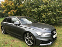 64 2014 Audi A6 Avant 3.0BiTDI ( 312ps ) Tiptronic quattro Black Edition