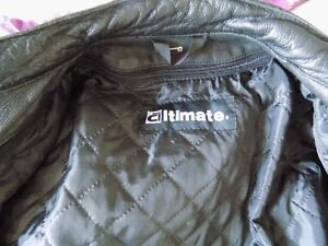 Womens Moto Jacket Sz  Small