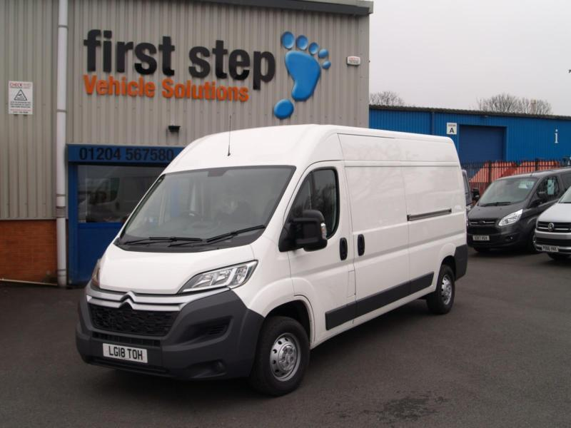 42d8cb9edf Citroen Relay 2.0BlueHDi ( 130 ) ( Eu6 ) 2016MY 35 L3H2 Enterprise ...