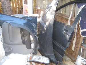 2008 pontiac montana body parts