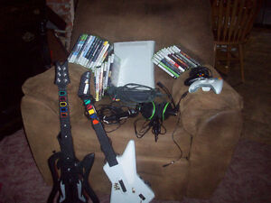 XBOX360 game system