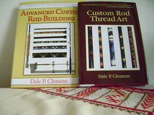 CUSTOM ROD BUILDING BOOKS