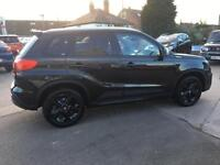 2017 Suzuki Vitara 1.4 Boosterjet S ALLGRIP 5dr Petrol black Manual