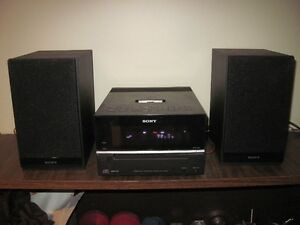 Sony-mini component stereo