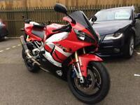 Yamaha YZF R1 super bike 1000 cc 2001 Y Reg
