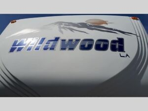 2010 Forest River RV Wildwood LA 336QBUD