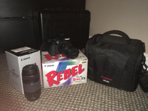 Canon T5 Package
