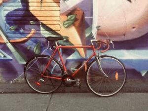 Vélo de route LaCourse 27x 1 1/4  58cm