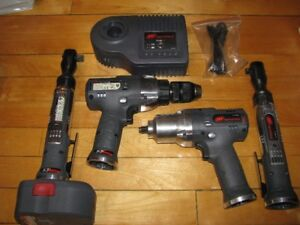 Ingersoll Rand / Klein Tool / MAC Tool / Snap-On / Blue-Point