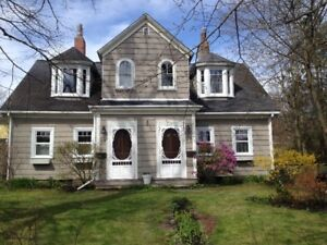 Downtown Dartmouth Two Unit Victorian House for Sale