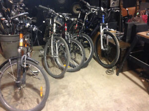 Mountain Bike Bikes 4 sale TREK NORCO Ironhorse & more $70-$150
