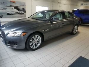 2018 Jaguar XF AWD 25t Lease Take-Over