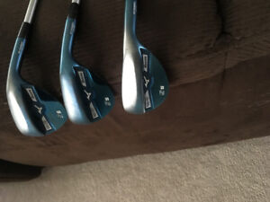 Mizuno S5 wedge set