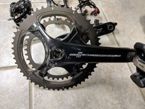 Campagnolo Chorus 11s groupset