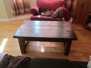 Pine Farmhouse style coffee tables