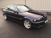 2000 BMW 3 SERIES 2.8 328CI 2DR