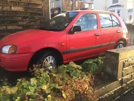 Toyota Starlet 1.3 for sale