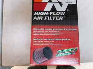 K&N QUAD AIR FILTER