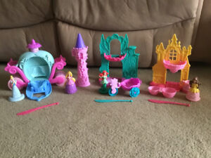 Playdoh Princess sets and others