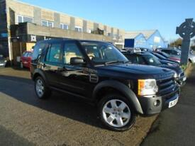 2006 (06) LAND ROVER DISCOVERY 2.7 TDV6 HSE Leather 7 Seats Auto 1 Owner FSH