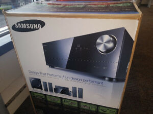 Samsung HT-AS730ST Surround Sound System, 5 Speakers + Sub