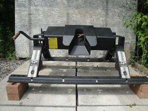FIFTH WHEEL HITCH