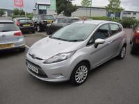 Ford Fiesta 1.25 ( 60ps ) 2012MY Edge NEW TYRES and MOT