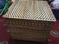 Storage box/ laundry basket