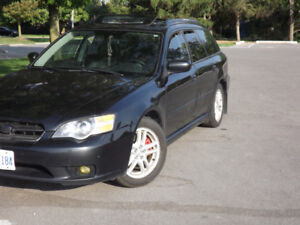 2005 subaru legacy sport all wheel drive