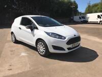 Ford Fiesta DIESEL 1.5 TDCI VAN EURO 5/6 DIESEL MANUAL WHITE (2016)