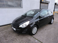 11 Vauxhall Corsa 1.0i ecoFLEX S Damaged Salvage Repairable