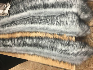 Brand New faux Fur Scarf London Ontario image 2
