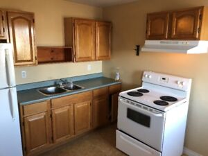 Modern 1 bedroom Heat Lights and A/C included.