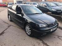 Vauxhall Astra 1.6i 16v SXi 5 DOOR - 2003 03-REG - 4 MONTHS MOT