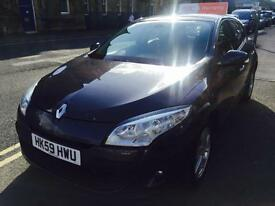 Renault Megane 1.5dCi 106 Dynamique 1 OWNER FSH DIESEL 5 DOOR 2 KEYS £30 TAX