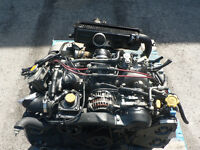 97 98 SUBARU FORESTER SF5 2.0L 4-CAM TURBO ENGINE & AUTO TRANS J