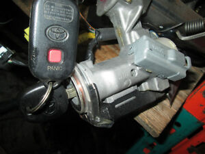 IGNITION SWITCH WITH KEY USED NISSAN ALTIMA MAXIMA MURANO SENTRA