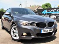 2014 BMW 3 SERIES 320I XDRIVE M SPORT GRAN TURISMO AUTOMATIC PETROL HATCHBACK PE